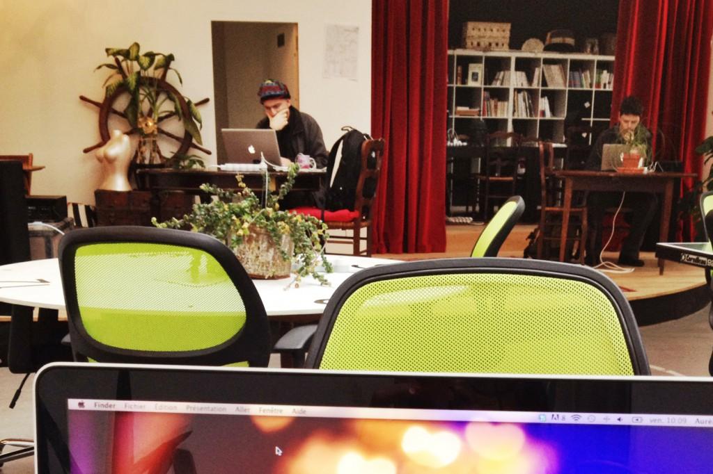 Mutinerie Espace de Coworking Paris